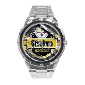 Accessories - 🆕 Pittsburgh Steelers Watch